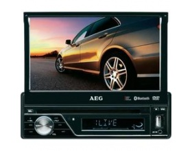 AEG AR-4026 MONICEIVER CAR DVD
