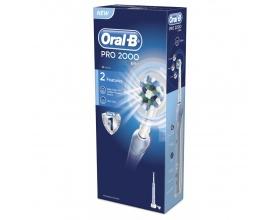 BRAUN ORAL-B PRO 2000 Ηλεκτρική Οδοντόβουρτσα