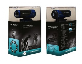 iON Air Pro Sports Action Camera