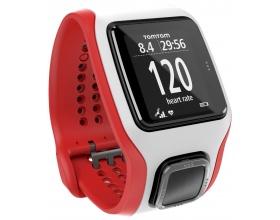 TomTom Multi Sport Cardio GPS Watch White