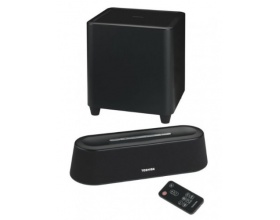 Toshiba SBM1W Mini 3D Sound Bar SBM1W