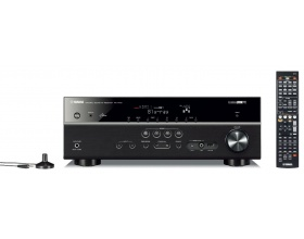 YAMAHA ΕΝΙΣΧΥΤΗΣ AUDIO VIDEO RX-V475 BLACK