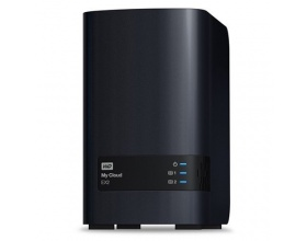 Western Digital My Cloud EX2 4 TB WDBVKW0040JCH