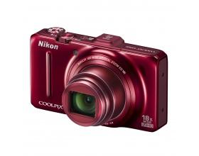 Nikon CoolPix S9300 red