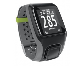 TomTom RUNNER GPS Watch Dark Grey unisex