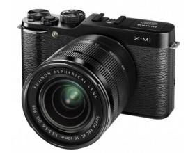 FUJI FINEPIX X-M1 16-50mm Lens Kit