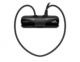 Sony NWZ-W273S 4GB Waterproof All-in-One MP3 Player - Black