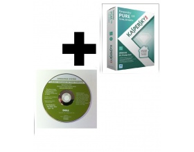 KASPERSKY PURE TOTAL SECURITY 3.0 + MS WINDOWS 7 HOME PREMIUM 64BIT OEM MULTILANGUAG