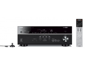 YAMAHA ΕΝΙΣΧΥΤΗΣ AUDIO VIDEO RX-V575 BLACK