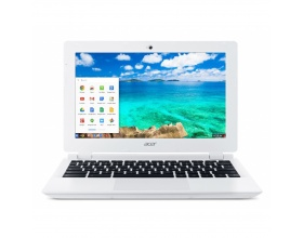 ACER CHROMEBOOK CB3-131-C8D2 11.6'' INTEL DUAL CORE N2840 2GB 16GB EMMC GOOGLE CHROME WHITE