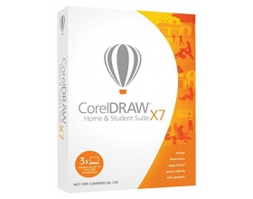 CORELDRAW Home and Student Suite X7 (PC)