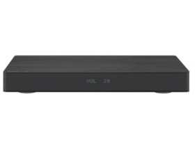 Panasonic SC-HTE80EG soundbar speaker Black