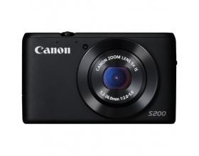 Canon PowerShot S200 Black