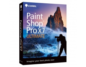 Corel PaintShop Pro X7 Ultimate (PC) Retail