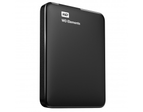"WD Elements Portable 500GB 2.5"" USB3.0 Black WDBUZG5000ABK"