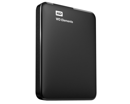 WD Elements Portable 5TB 2.5 USB3.0 Black WDBU6Y0050BBK
