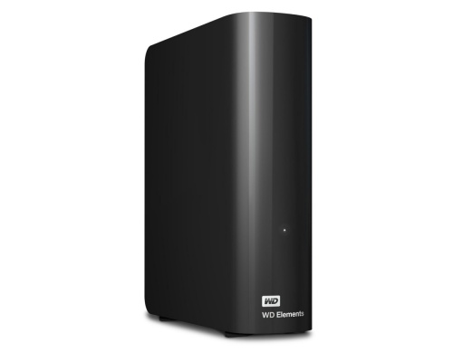 WD HDD ELEMENTS DESKTOP USB3.0 6TB 3.5 (WDBWLG0060HBK)