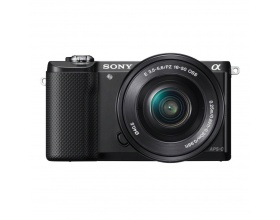 SONY ILCE-a5000+16-50 KIT BLACK