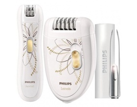 PHILIPS HP6540/00 Αποτριχωτική Μηχανή Limited Edition