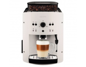 Krups EA8105 Espresso Coffee Machine Full White