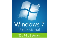Windows 7 Pro Κλειδί ενεργοποίησης English 64bit