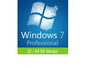 Windows 7 Professional 32/64-bit Download Activation Key Multilanguage