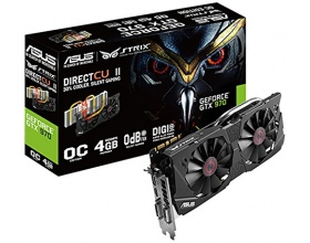 ASUS 4GB STRIX GTX970-DC2OC-4GD5