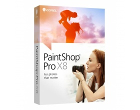 PaintShop Pro X8 (PC) Standard