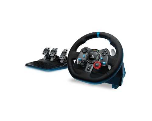 Logitech Retail Lenkrad Logitech G29 Racing Wheel Τιμονιέρα PS4 PS3 PC