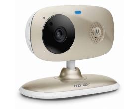Motorola Focus 66 Wi-Fi HD Audio and Video Home Monitoring Camera