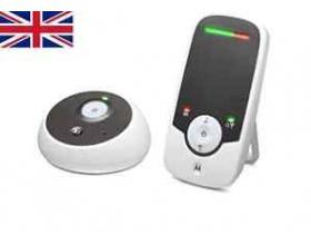 Motorola MBP160 Audio Baby Monitor EU
