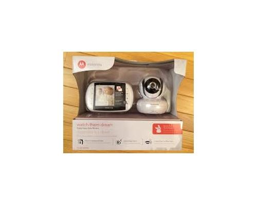 "MOTOROLA MBP36s Baby Monitor με έγχρωμη οθόνη 3.5"""