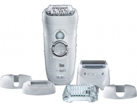 Braun epilator Silk-epil 7-561 (White)