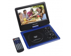 "DBPOWER 9,5"" ΦΟΡΗΤΟ DVD PLAYER KMPRO509 BLUE"