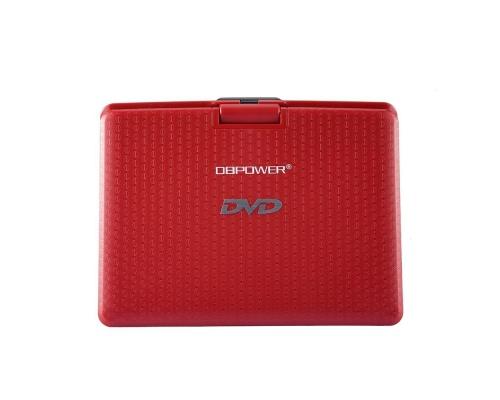 "DBPOWER 9,5"" ΦΟΡΗΤΟ DVD PLAYER KMPRO509 RED"
