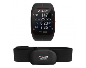 Polar M400 HR BLACk With Heart Rate Monitor