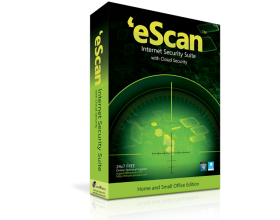 eScan internet security with Cloud Security 2015 (1 Licence , 1 Year + 3 months) Ελληνικό