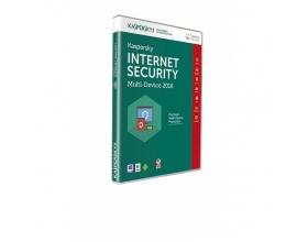 Kaspersky Internet Security 2016 Multi Device 5 User - Licence Key (PC) EU