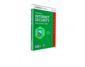Kaspersky Internet Security 2016 Multi Device 3 User - Licence Key (PC) EU