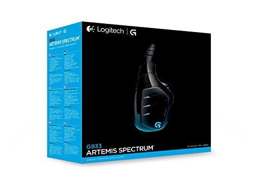 LOGITECH G933 Artemis Spectrum 7.1 Λευκό