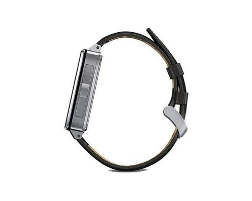Pebble 401SLR Steel Smartwatch - Brushed 66321