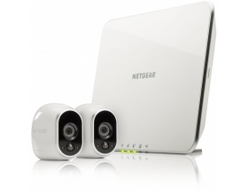 Netgear Arlo NetWork Security 2 x HD Camera VMS3230-100EUS