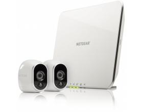Netgear Arlo NetWork Security 2 x HD Camera VMS3230-100EUS