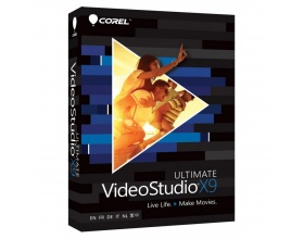 Corel VideoStudio Ultimate X9 Ultimate (PC)