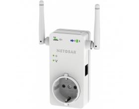 Netgear Range Extender WN3100RP-100PES RJ-45 100 Mbps & Wireless 300 Mbps