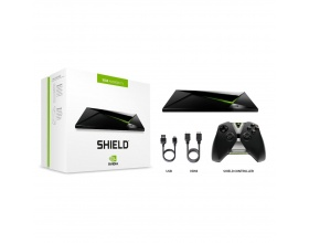 NVIDIA Shield 16 GB Android TV Box With Controller
