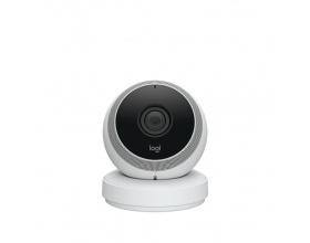 Logitech Circle Wi-Fi Portable Video Monitoring Camera