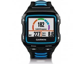 Garmin Forerunner 920XT black/blue Triathlon Multisport,