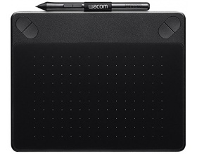 Wacom Intuos Small Photo Black Pen & Touch Black, graphics tablet