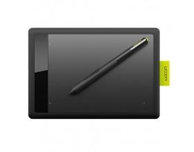Wacom One by Small graphic tablet 2540 lpi 152 x 95 mm USB Black(CTL-472-N)